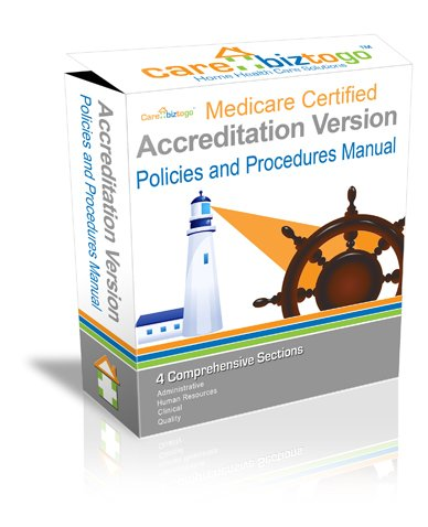 Medicare + Accreditation Policies & Procedures