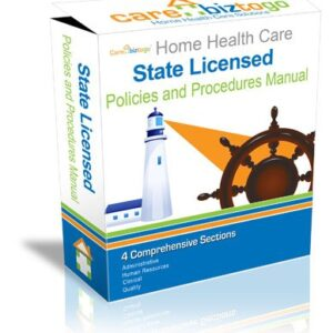 Licensed home health Policies & Procedures