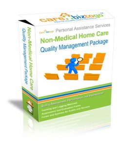 NON CLINICAL QUALITY MANAGEMENT