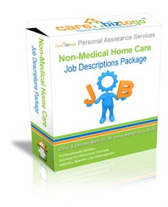NON CLINICAL JOB DESCRIPTIONS
