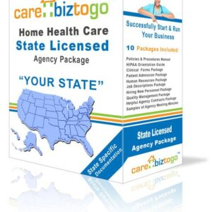 state licensed home helth