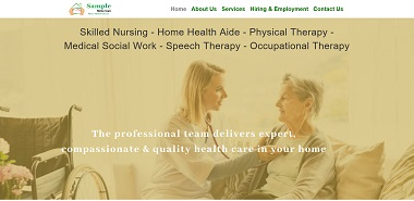home health websites